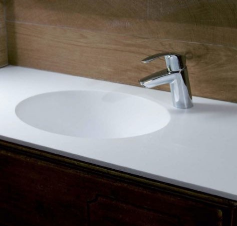 Top bagno - Solid Surface